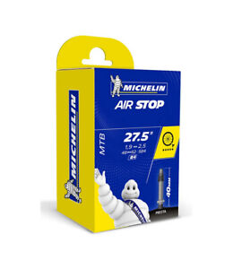 Michelin Airstop MTB Innertube 27.5 x 1.9 - 2.5  Presta - 40mm