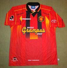 NAGOYA GRAMPUS EIGHT JAPAN 1996/1998 HOME FOOTBALL SHIRT M SIZE UMBRO VINTAGE