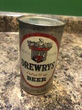 Drewrys beer Vintage Flat Top