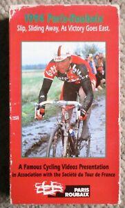 1994 Paris - Roubaix Famous Cycling Videos VHS Andrei Tchmil Very Clean