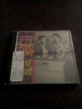 Speedy West and Jimmy Bryant Stratosphere Boogie: The Flaming Guitars of CD