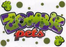 ZOMBIE PETS ZOMBIE CLING #11 ZOMBIE PETS