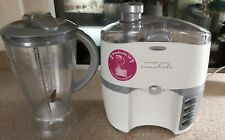 Rosemary Conley Electric Juicer Blender 2 in 1 Essentials