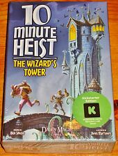 10 MINUTE HEIST: THE WIZARD'S TOWER Game KICKSTARTER EXCLUSIVE ED NEW/FREE SHIP!