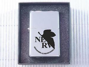 Neon Genesis Evangelion NERV New Metal Case
