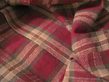 Longaberger~ Orchard Park Plaid Liner for Picnic Tote Basket New In Package