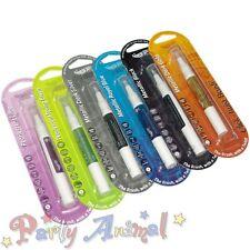 Rainbow Dust Click-Twist Brush® Edible Metallic Food Paint Pens-SET of 6 colours