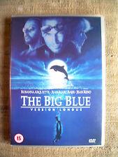 The big blue con J. Reno -lingua inglese e francese dvd