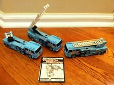 DEFENSOR HOTSPOT BODY G1 VINTAGE TRANSFORMER ORIGINAL Lot Of 3 Look