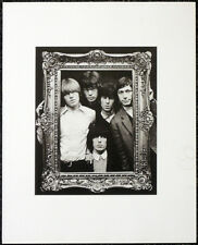 THE ROLLING STONES POSTER PAGE . WITH BRIAN JONES . I2