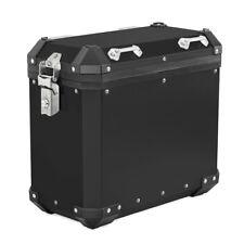 Alukoffer für Yamaha MT-09 Tracer 900 Aluminium Seitenkoffer GX38 schwarz