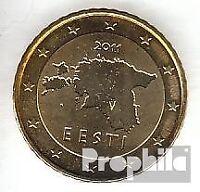 Estland EST 6 2011 Stgl./unzirkuliert 2011 Kursmünze 50 Cent