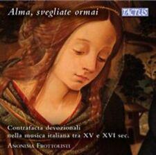 ALMA, SVEGLIATE ORMAI: CONTRAFACTA DEVOZIONALI NELLA MUSICA ITALIANA TRA 15 E 16