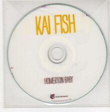 (GO926) Kai Fish, Homerton Baby - DJ CD