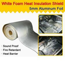 1.8Mx1M Sound Deadener Car Insulation Materials Auminum Foil Reflective Heat Mat