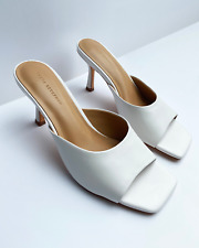 FREYA ESTEPHAN High Heels Sandalen Absatz Bottega Veneta 36 37 38 39 40 41 weiß