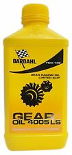 4LT OLIO TRASMISSIONE CAMBIO DIFFERENZIALE BARDAHL GEAR OIL4005 75W140 SYNT GL-5