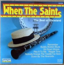 When the Saints - Best of Dixieland - Original Dixieland Stompers - CD