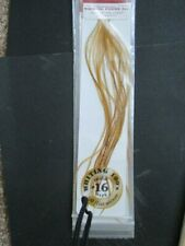 Whitings 100s medium gingerr size 16 saddle feathers flytying materials