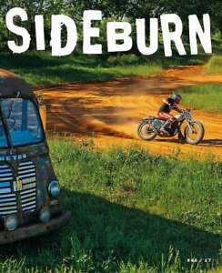 SIDEBURN issue 45 - independent motorcycle magazine