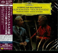 YEHUDI MENUHIN-BEETHOVEN: 10 VIOLIN SONATAS-JAPAN 3 SHM-SACD Ltd/Ed Y20