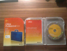 Microsoft Office 2010 Professional / Vollversion / deutsch / Retailbox 269-14674