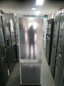 New Unboxed Siemens IQ-500 KI86SAFE0G Integrated Fridge Freezer White - E Rated