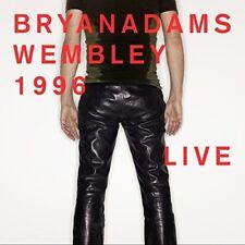 Bryan Adams - Wembley Live 1996 [New CD]