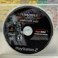 SHIPS SAME DAY Armored Core 2 Another Age (Playstation 2 PS2) DISC ONLY Tested
