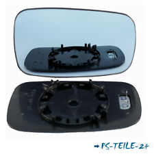 Spiegelglas für RENAULT LAGUNA II 2001-2007 rechts sphärisch blau beifahrerseite