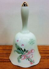 "New in Box ~ ""Love Forever"" Porcelain Bell ~ Statue Figurine"