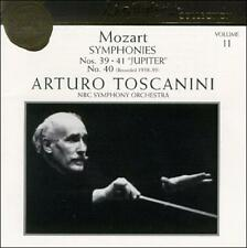 Mozart: Symphonies 39-41 (Arturo Toscanini Collection, Vol. 11) MUSSORGSKY MODE