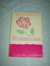 Mi adorado Juan Miguel Mihura  Spanish Language paperback book  1st ed 1964