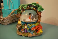 Rare Disney The Jungle Book Ii Musical Snow Globe The Bear Necessities New
