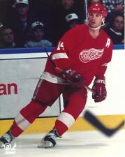 BRENDAN SHANAHAN 8x10 Awesome NHL Action Photo DETROIT RED WINGS (HOF) Photofile