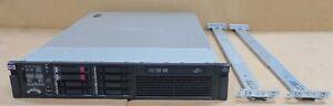 HP ProLiant DL385 G6 2x AMD 2435 6-Core 2.6Ghz 64GB Ram 2x146GB HDD Rack Server