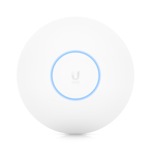 IN STOCK Ubiquiti U6-LR  UniFi Wi-Fi 6 Long-Range AP *No POE Injector Included*