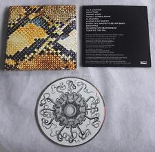 The Amazing Snakeheads - Amphetamine Ballads UK CD Slipcase