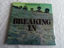 CD THE OUTLAW BLUES BAND  BREAKING IN