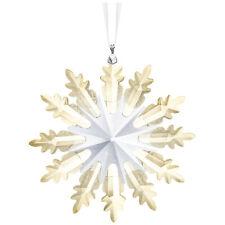 Swarovski Crystal Winter Star Christmas Holiday Ornament 5464857