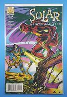 Solar Man of the Atom #54 Valiant Acclaim Comics 1995