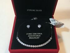 Giani Bernini Bracelet $100 Stainless Silver New Over Stock With Tag