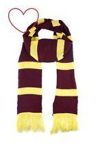 Harry Potter Scarf Gryffindor Wizard Book Week Fancy Dress