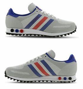 2021 Authentic Adidas LA TRAINER Weave Woven ® ( Men UK Sizes: 7 - 12 ) Grey