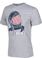 Mens Adidas Originals Crew Neck Space Man Short Sleeve Designer T-Shirt