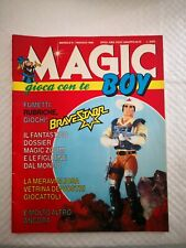 Rivista MAGIC BOY #1 1988