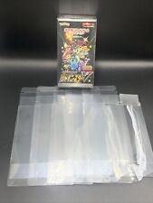 Pokemon Booster Box Plastic Protector For Japanese Shiny Star V x5