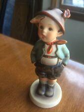 "Goebel Hummel Figurine ""Brother"" #95 TMK5 5 1/2"" Tall W. Germany"