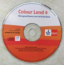Audio-CD: Colour Land 4 Übungssoftware zum Activity Book Klett 4 Klasse Grundsch