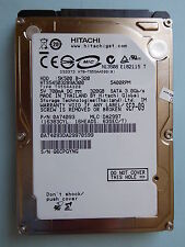 Hitachi HTS545032B9A300 | PN: 0A74093 | MLC: DA2997 | SEP-09 | 320 GB  #05